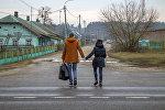 Жители села Глуша