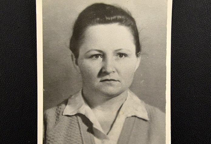 Мама Галины Малыхиной погибла во время взрыва в цехе футляров
