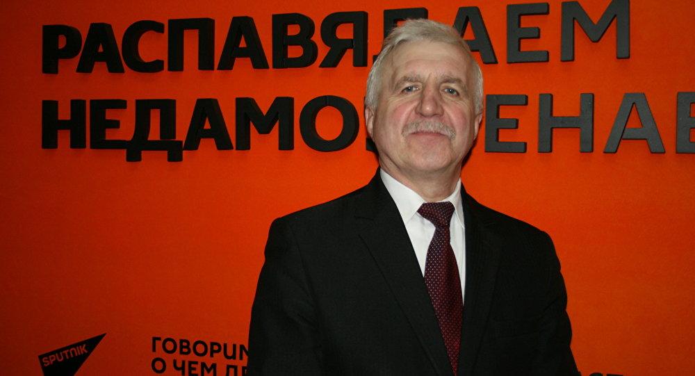 Григорий Костусев— новый председатель Партии БНФ