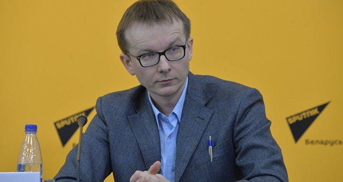 Заведующий кафедрой финансов Международного университета МИТСО, кандидат экономических наук Вячеслав Ярошевич