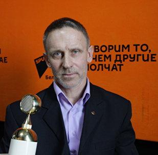 Дырэктар завода Аэраэнергапрам Віталь Шаблоў