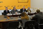 Пресс-конференция Зеленая энергетика Беларуси: опыт и перспективы