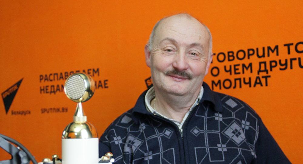 Корреспондент ГТРК Смоленск Владимир Иващенко