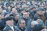 Несанкционированная акция Марш нетунеядцев в Молодечно