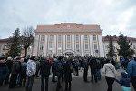Марш нетунеядцев завершился в Молодечно