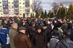Марш нетунеядцев проходит в Пинске
