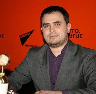 Дырэктар Беларускага інавацыйнага фонду Дзмітрый Калінін
