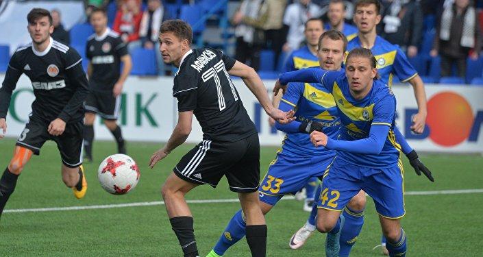 Борисовский БАТЭ в 7-мой  раз одержал победу  Суперкубок Беларуссии