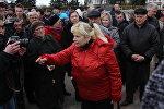 На Марше нетунеядцев в Пинске представителей оппозиции не было