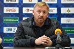 Главный тренер БАТЭ Александр Ермакович