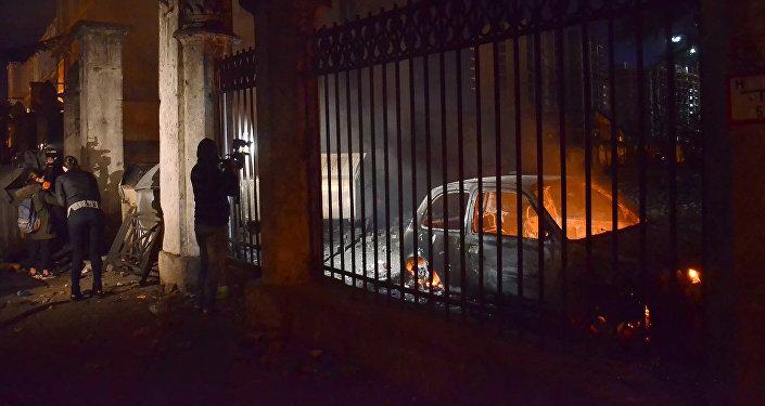 Суд вБатуми освободил часть задержанных впроцессе беспорядков