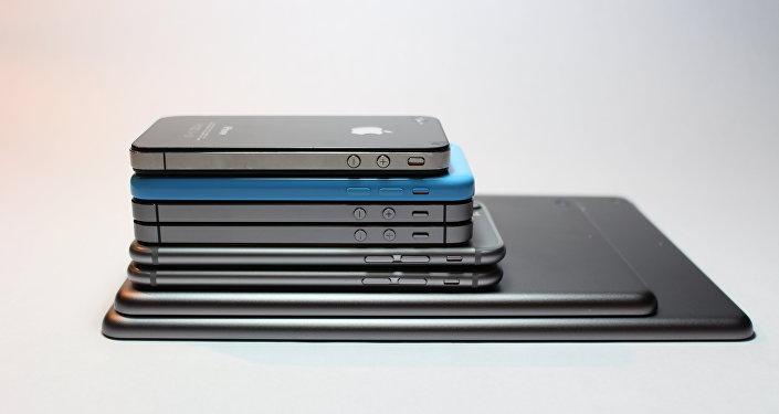 Смартфоны и планшеты iPhone