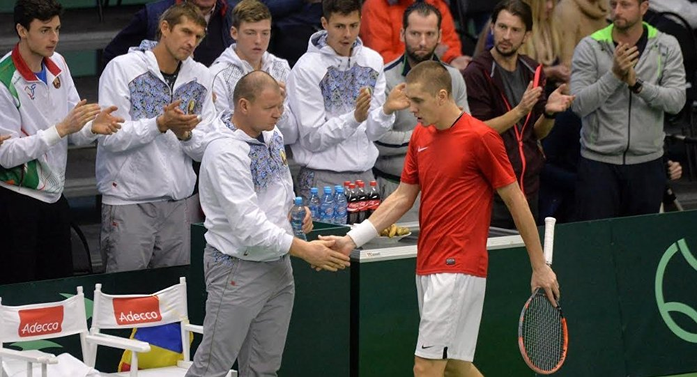 Мужская сборная Беларуси по теннису