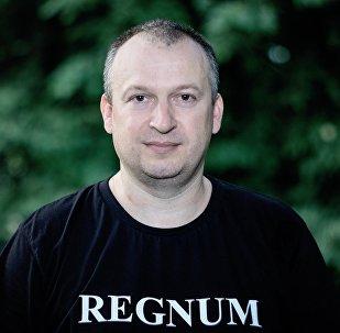 Шеф-редактор ИА Регнум Юрий Баранчик