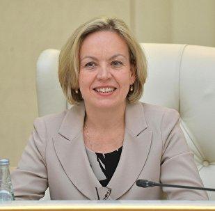 Алена Купчына, пасол Беларусі ў Аўстрыі