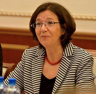 Председатель ПА ОБСЕ Кристин Муттонен