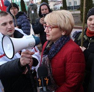 Зампред Гродненского горисполкома Зоя Кулеша