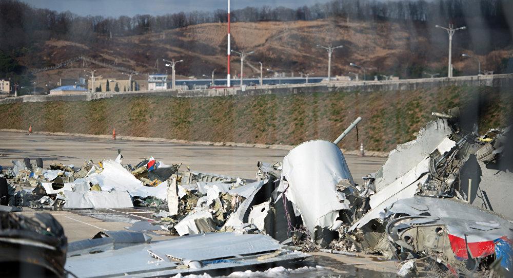 СКР отвергло выводы о«контролируемом» падении Ту-154 Минобороны