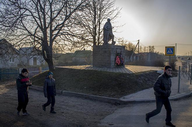 В поселке Титовка под Бобруйском живут цыгане