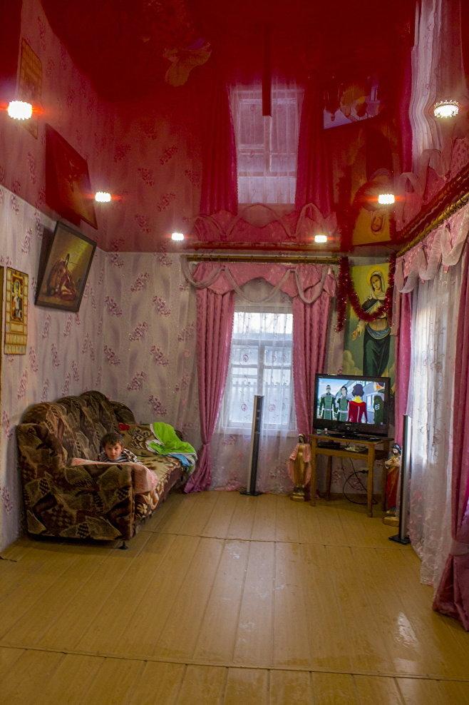 Дома у Руслана сделан ремонт