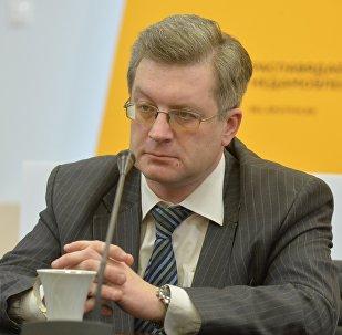 Политолог Павел Птапейко