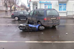 Авария в Пинске