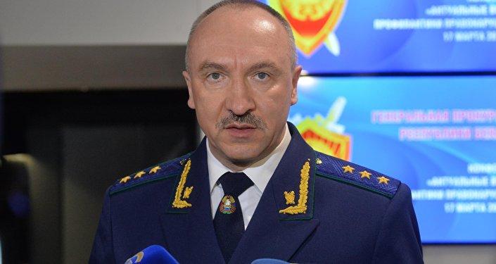 Юрий Баранчик вскором времени выйдет насвободу, суд отказался его арестовать