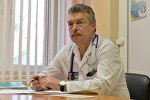 Заведующий приемным отделением 3-й детской больницы Дмитрий Чеснов