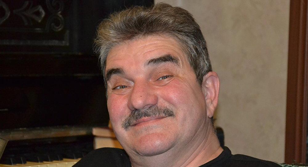 Спецыяліст па армянскай кухні Аляксандр Мілкумаў