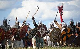 Ваенна-гістарычны фестываль Воінава поле, архіўнае фота