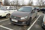 Автомобиль нарушителя из Республики Татарстан