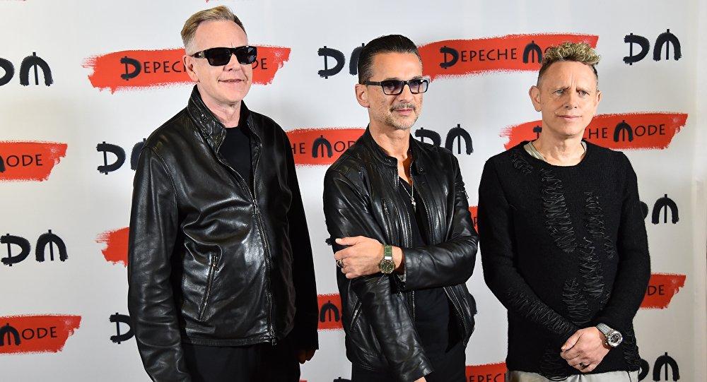 Depeche Mode выпустили 1-ый политический альбом, сделав невероятную презентацию