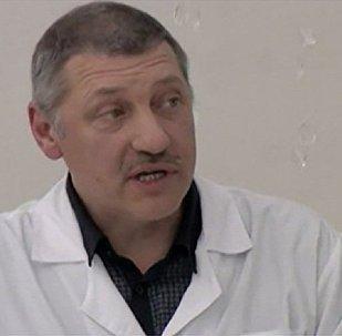 Врач-психиатр Александр Федорович