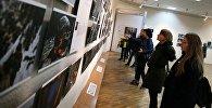Выстава работ пераможцаў конкурсу імя Сценіна у Краснадары