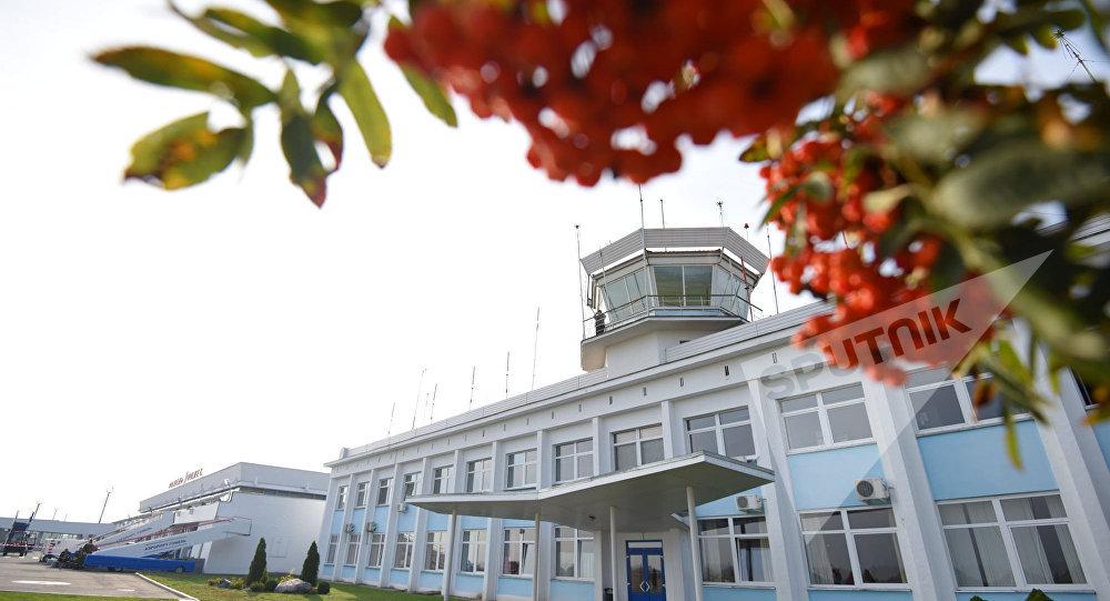 Гомельский аэропорт