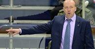 Хоккейный тренер Андрей Скабелка
