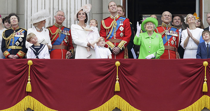 Королевская семья Великобритании