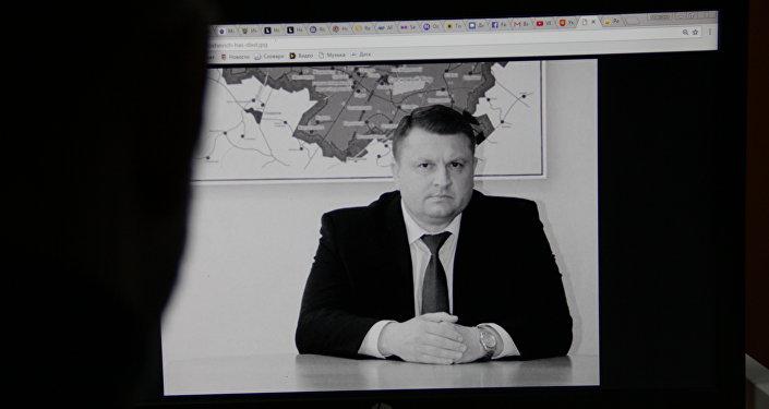 Мэр Светлогорска Виктор Дорошевич