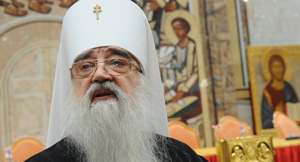 Митрополит Филарет, почетный Патриарший Экзарх всея Беларуси