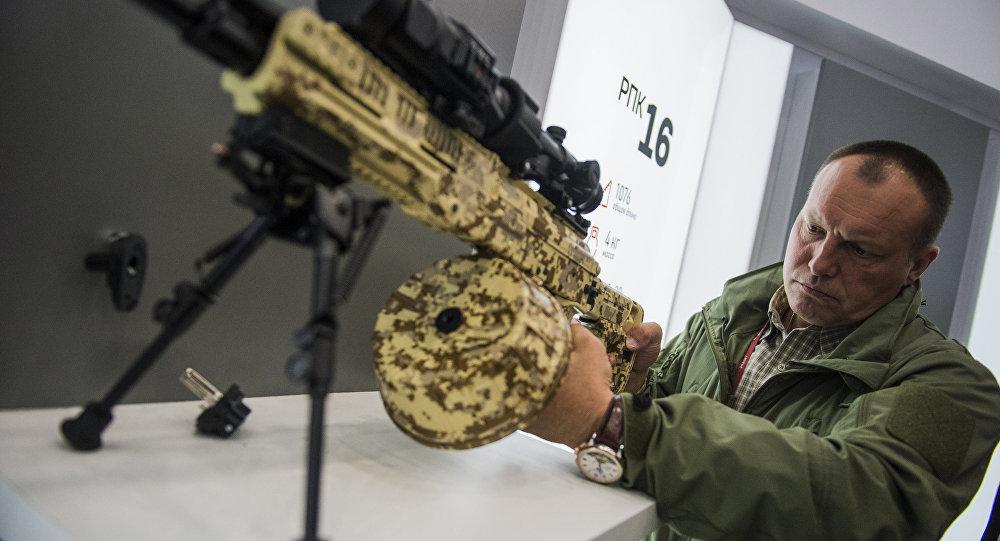 Международный военно-технический форум Армия-2016. День четвертый