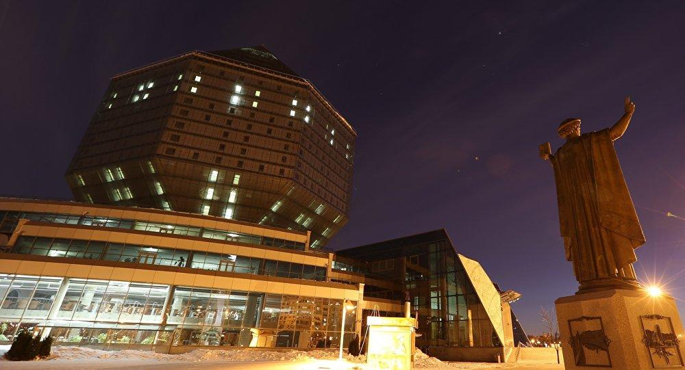 Акция Час Земли в Минске, архивное фото
