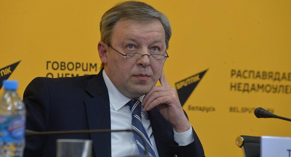 Эксперт по безопасности Александр Тищенко