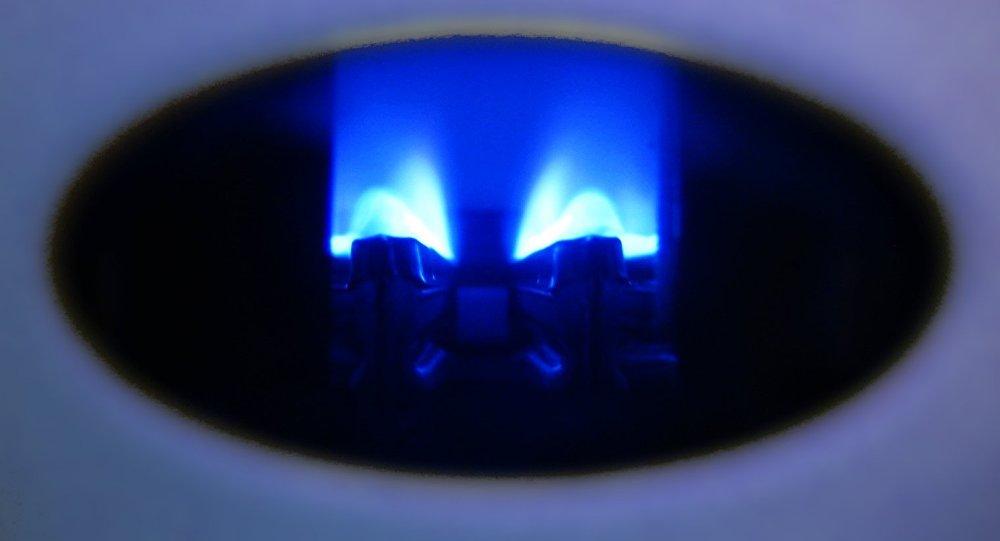 Горелка газовой колонки