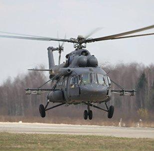 Вертолет Ми-8МТВ-5