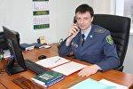 Начальник пункта таможенного оформления Минская почта Минской региональной таможни Павел Садовский