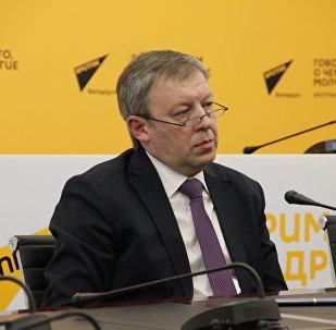 Эксперт в области национальной безопасности Александр Тищенко