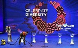 Киев готовится принять Евровидение-2017