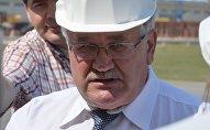 Заместитель министра энергетики Республики Беларусь Михаил Михадюк