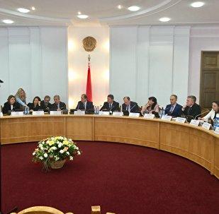 Заседание рабочей группы по проблематике отмены смертной казни