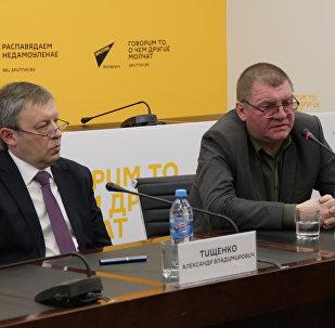 Эксперты обсудили инцидент с Jeep на границе Беларуси и Украины